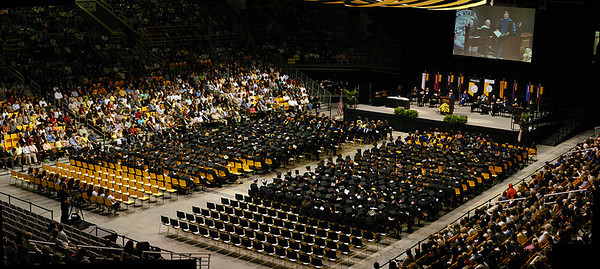 Appalachian Graduation