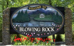 Places to see along the Blue Ridge Parkway
