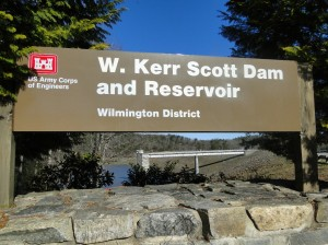 W. Kerr Scott Dam & Reservoir