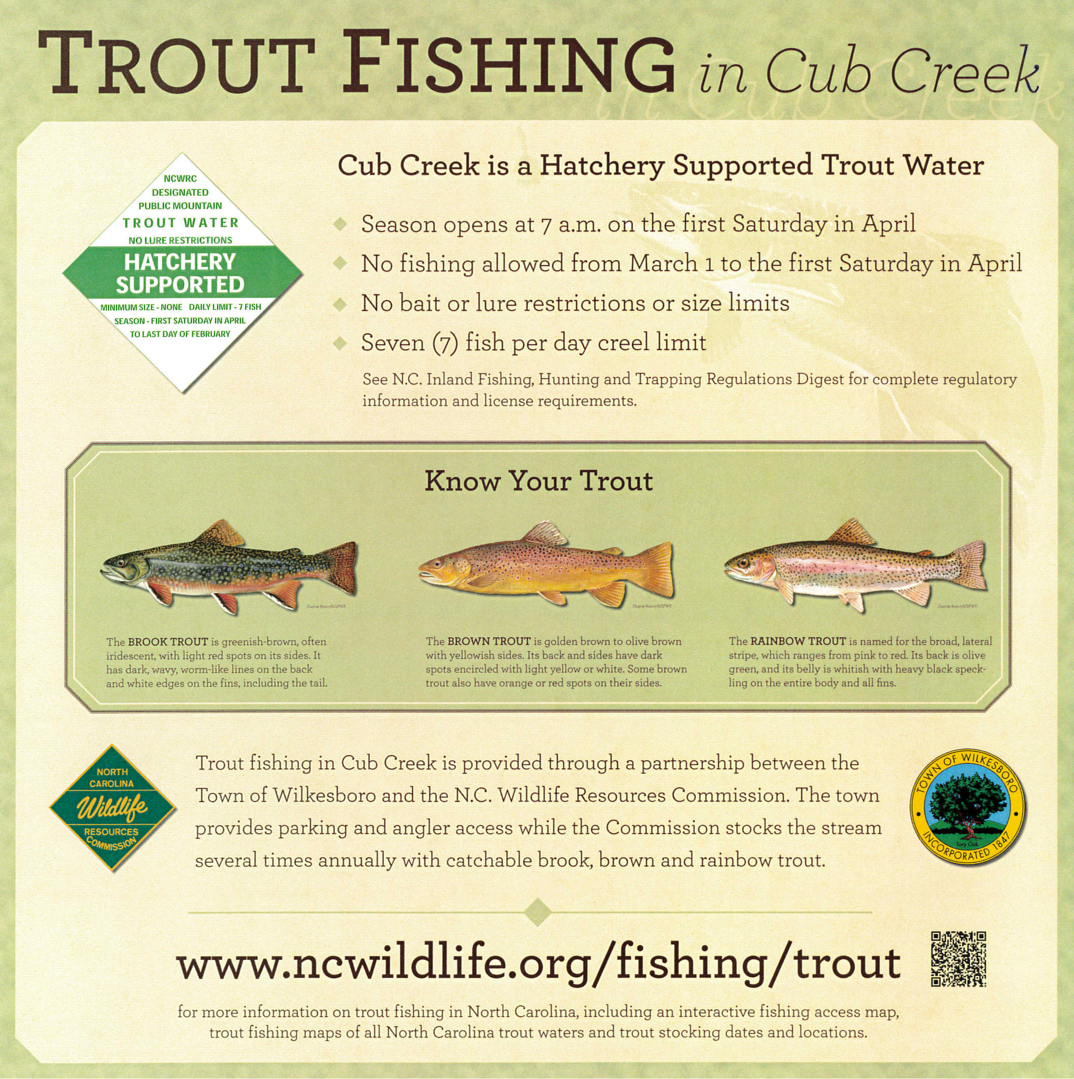 How Much Is A Fishing License In Nc: Visit Wilkesboro NC